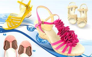 「洗える靴」クロールバリエはバス・オンラインショップで